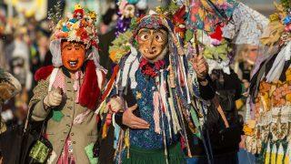 Karneval Österreich und Schweiz