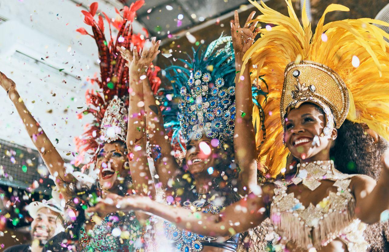 Karneval in Río de Janeiro
