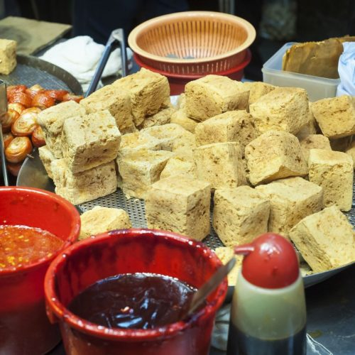 Stinkender Tofu klingt eklig, ist in Asien aber ein Food-Trend.