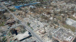 Hurrikan Katrina ließ ganze Viertel in New Orleans verschwinden.
