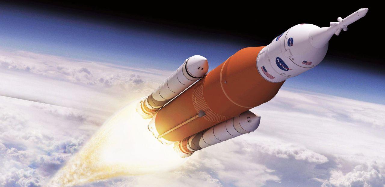 111 Meter Rakete