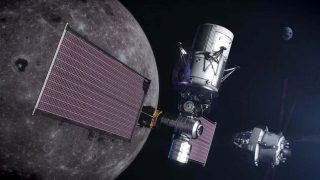 Gateway-Station als letzte Station der Astronauten