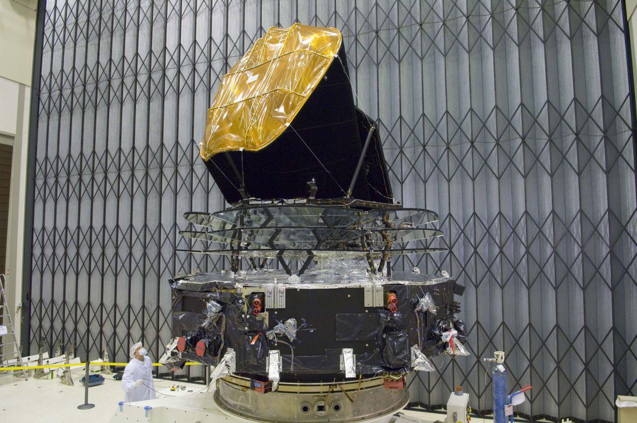Planck-Teleskop