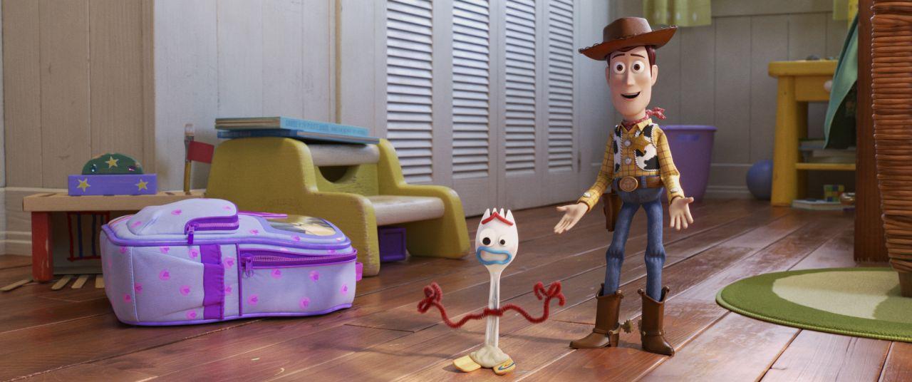 Erfolgreichste Animationsfilme Toy Story 4