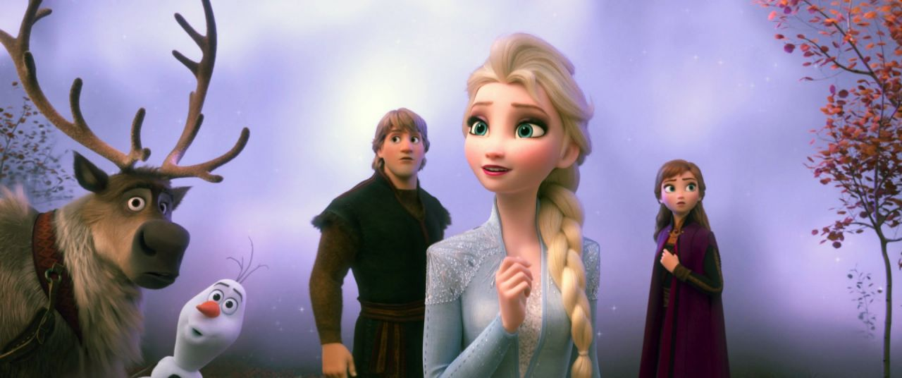 Erfolgreichste Animationsfilme Frozen 2