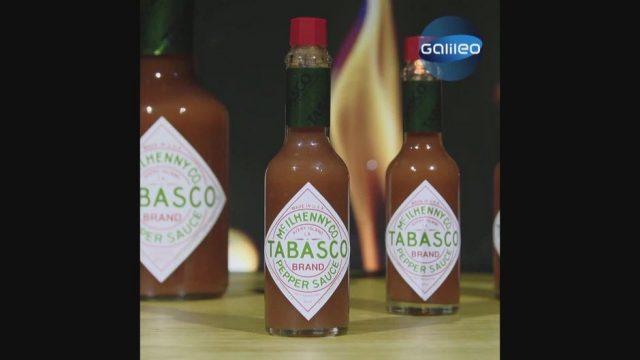 3 Secrets Tabasco
