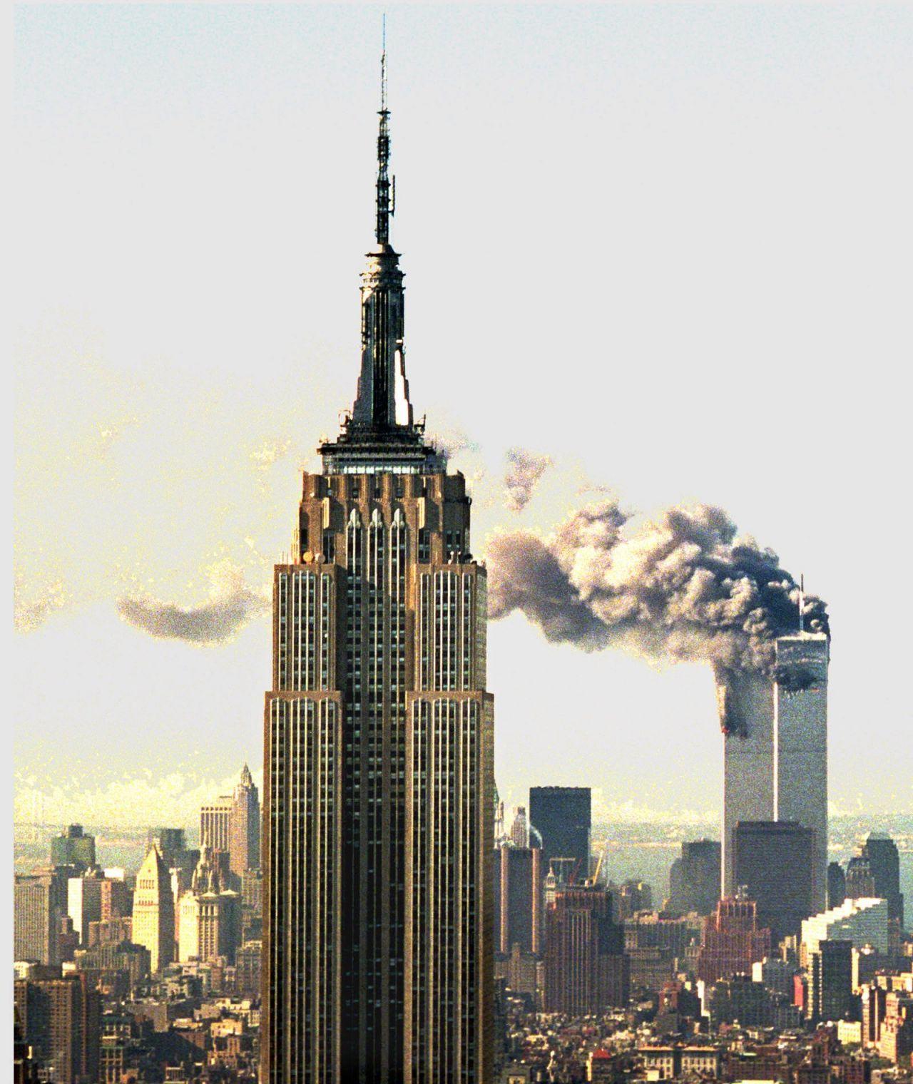 Crash nach den Terroranschlägen
