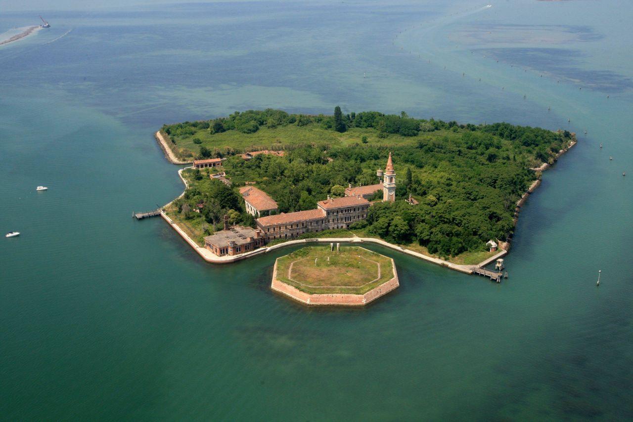 Lost Place: Vor Venedig liegt eine der gruseligsten Inseln der Welt