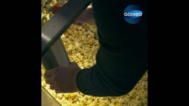 5 Fakten über Popcorn
