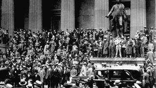 Börsenkrach 1929