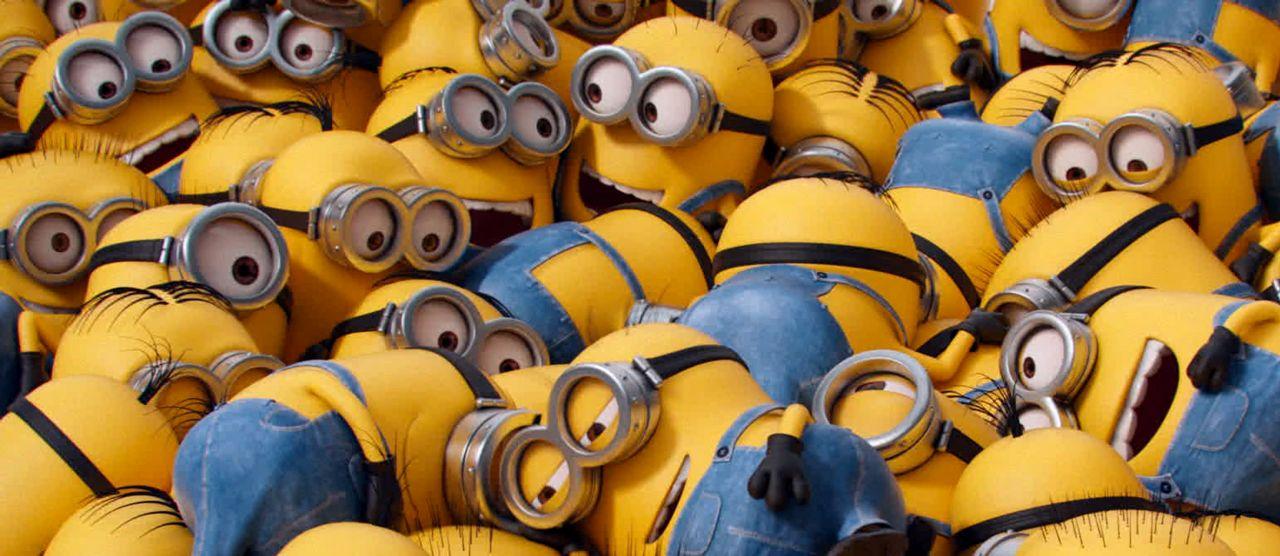 Erfolgreichste Animationsfilme Minions