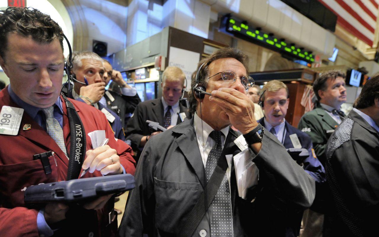 Wirtschaftskrise 2008