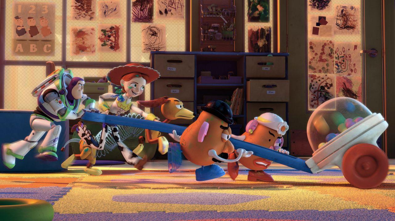 Erfolgreichste Animationsfilme Toy Story
