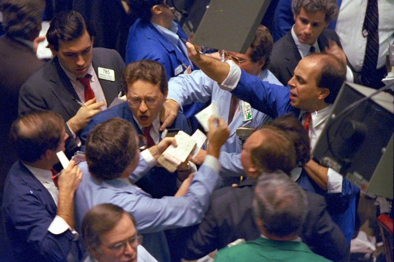 Börsenkrach 1987