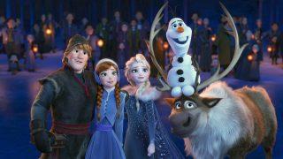 Erfolgreichste Animationsfilme Frozen