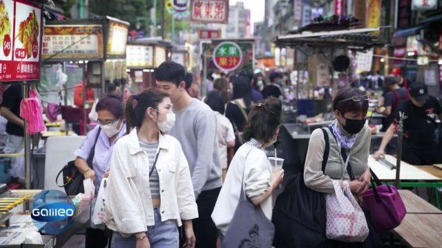 Corona-Krise überstanden: Taiwan kehrt zum Alltag zurück