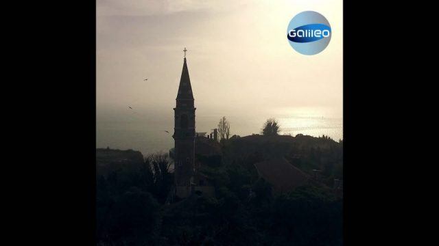 Dark Tourism auf der Insel Poveglia