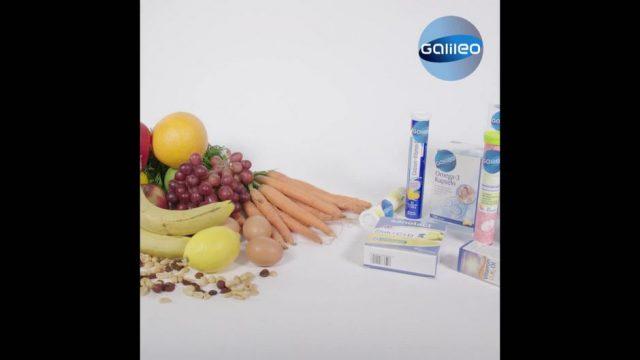 Das Geschäft mit den Vitaminen