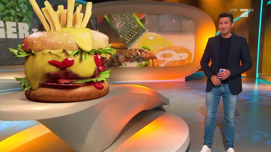 Dienstag: Neue Burger-Trends