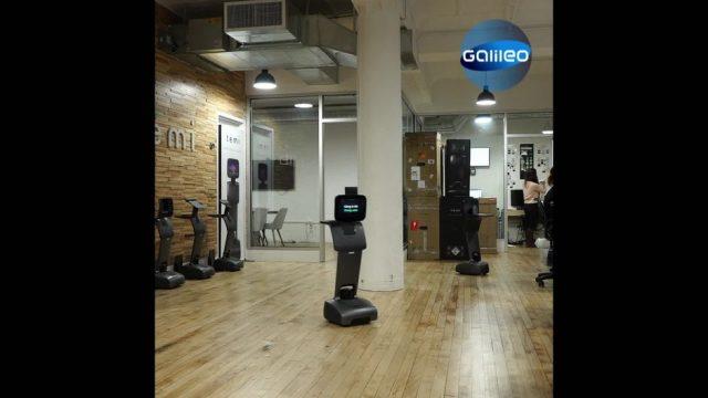 Gestatten, temi: Der erste Personal Robot der Welt