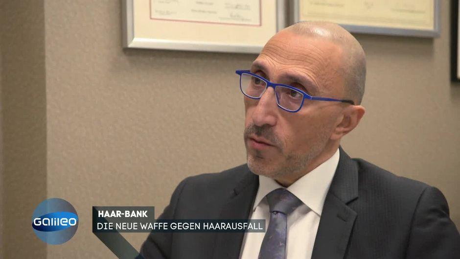 Haar-Bank: Die neue Wunderwaffe gegen Haarausfall?