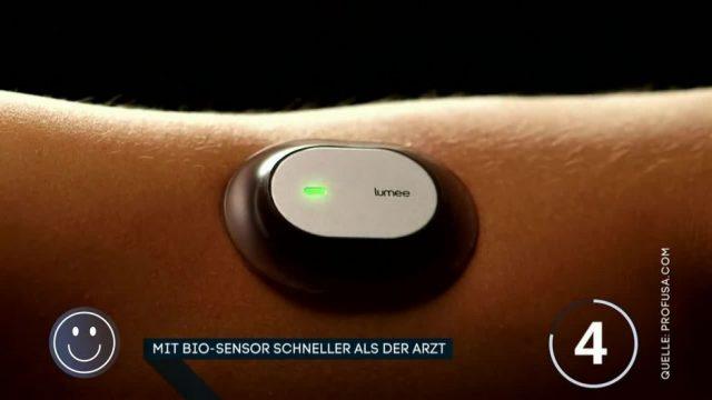 Ist dieser Bio-Sensor schneller als der Arzt?