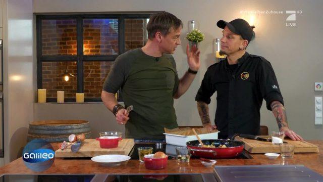 Kitchen Moves: Leckere Gerichte aus haltbaren Lebensmitteln