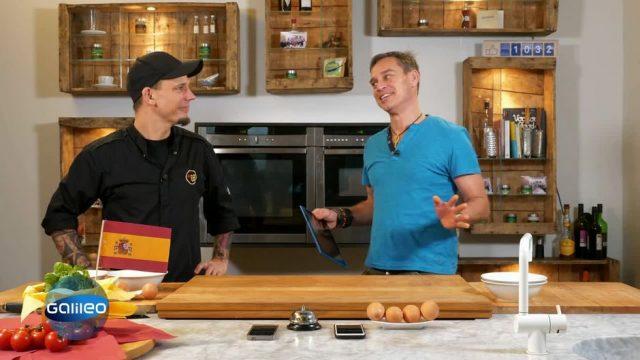 Kitchen Moves: Spezialitäten aus Spanien