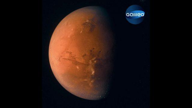 Leben auf dem Mars - So könnte es aussehen
