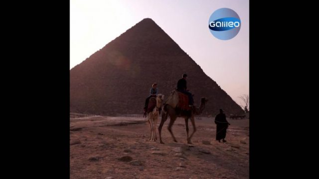 Mythos Cheops-Pyramide
