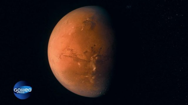 Sonntag: Galileo Spezial - Mission to Mars