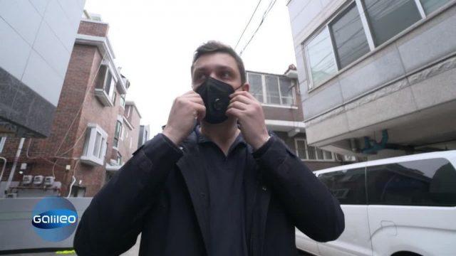Wie schützen sich Deutsche in Südkorea vor dem Coronavirus?