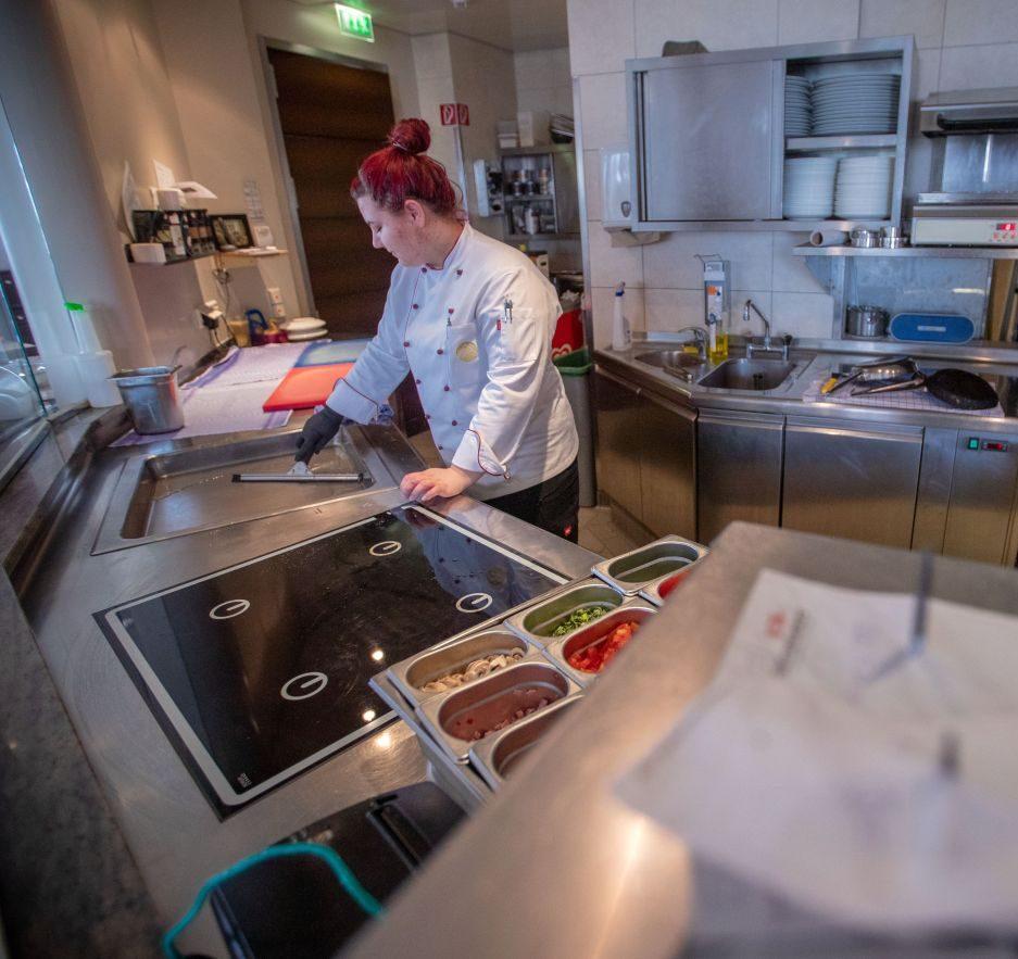 Kurzarbeit in der Gastronomie