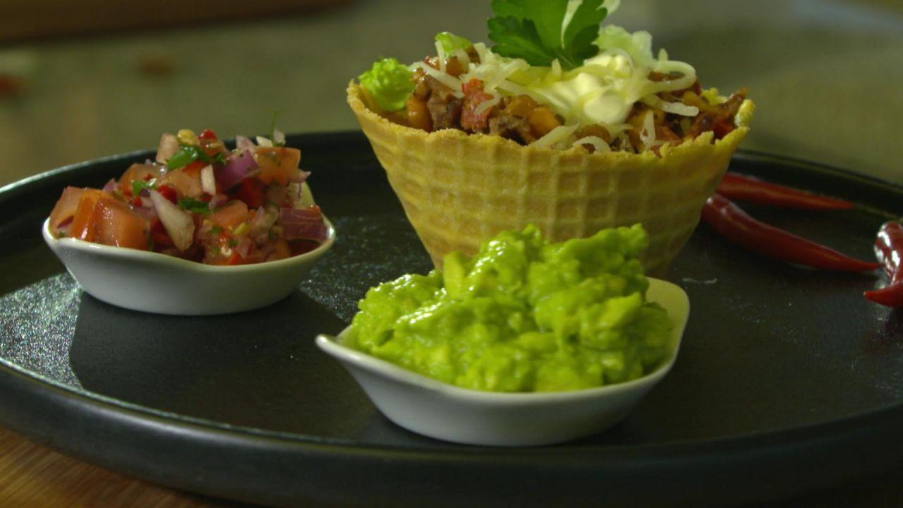 Kitchen Moves - Mexiko-Edition: Guacamole, Salsa Cruda, Taco Bowl