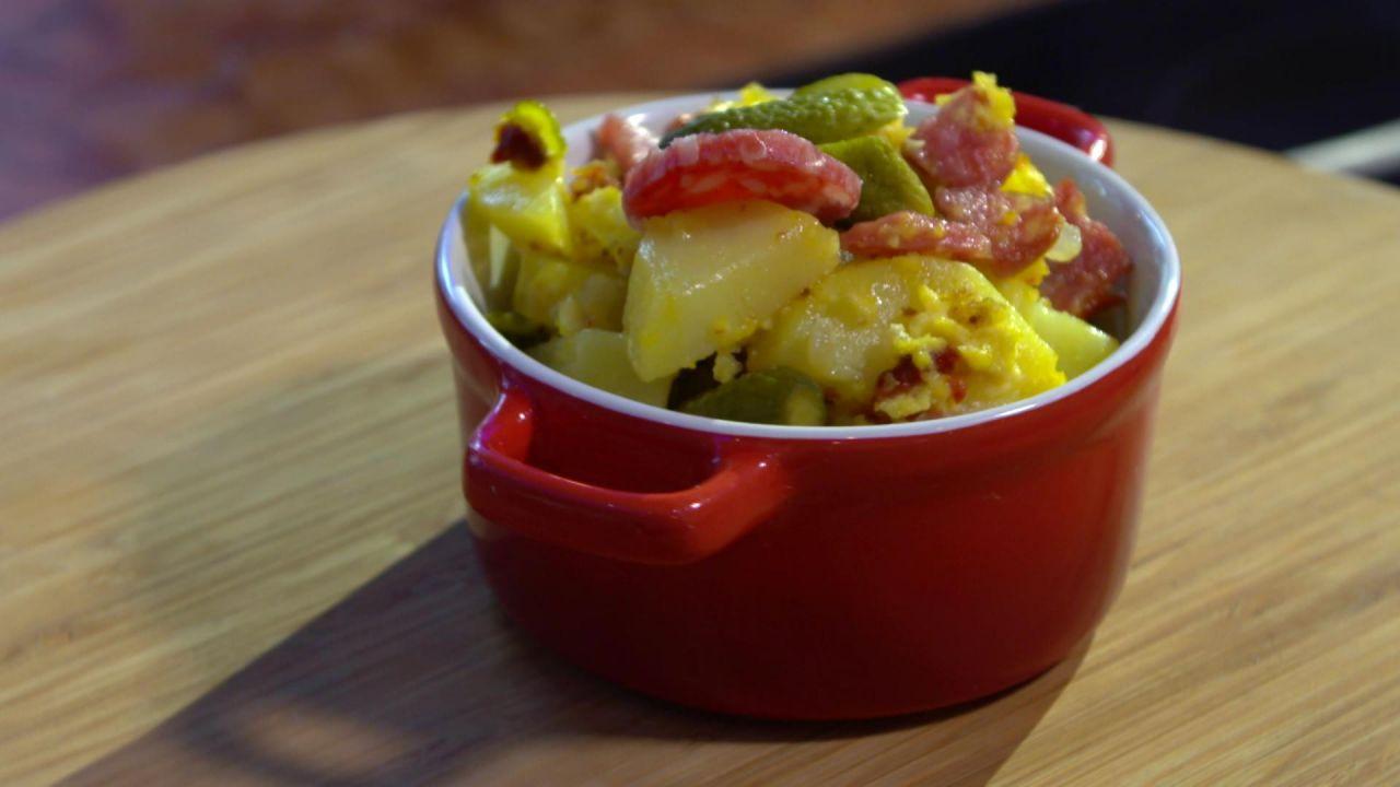 Kitchen-Moves-Rezepte: Heute wird es so richtig nahrhaft