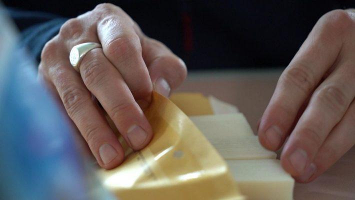 Eine Seifenmanufaktur stellt jetzt Gratis-Seife her.