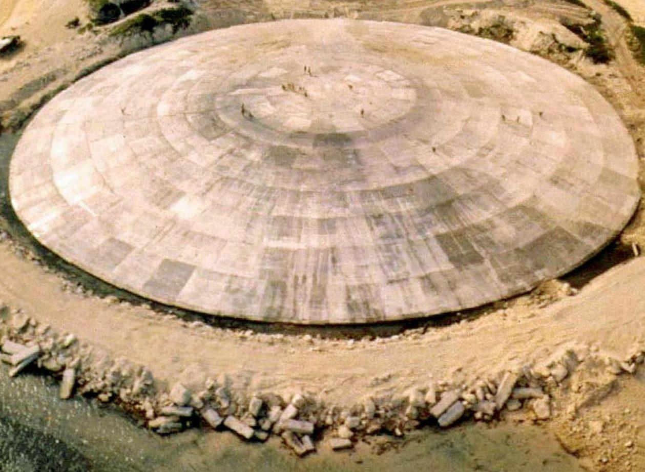 Atommüll-Endlager Runit Dome: die ständige Gefahr im Pazifik