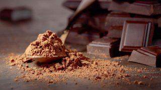 Schokolade und Kakao