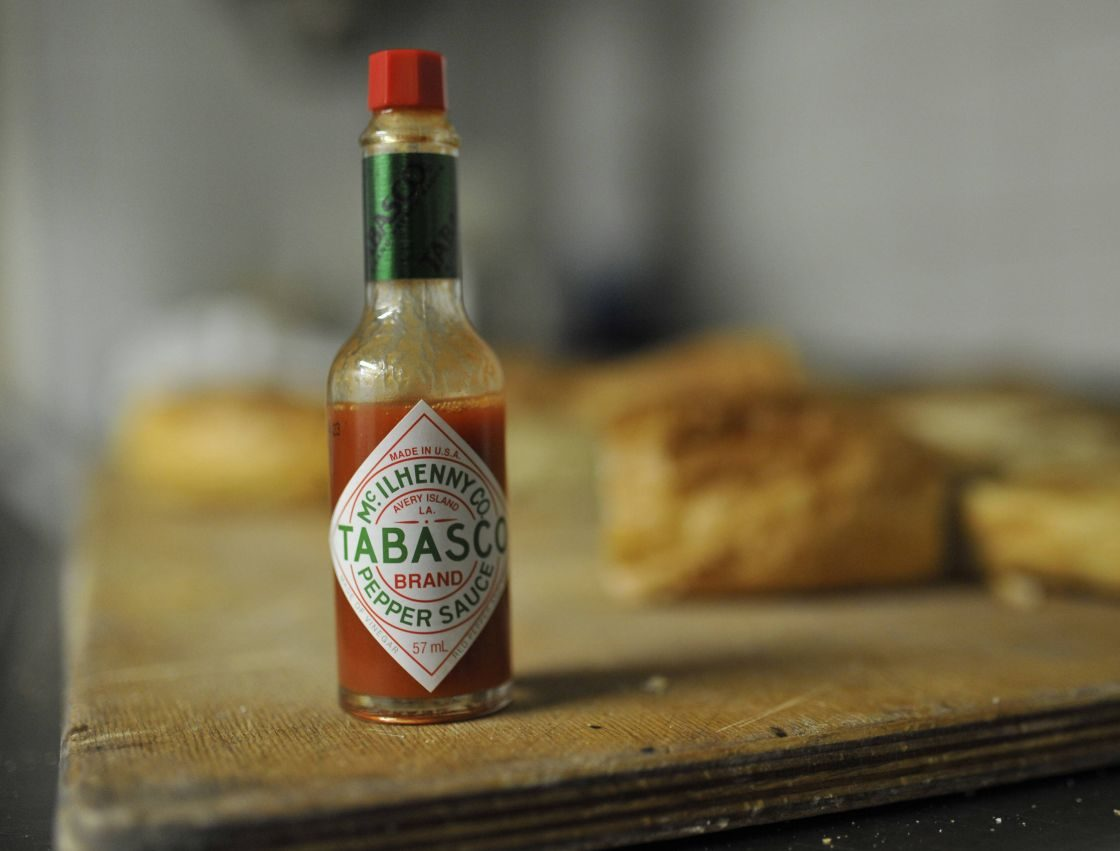 Warum man für Tabasco Whiskey und einen Tresor braucht
