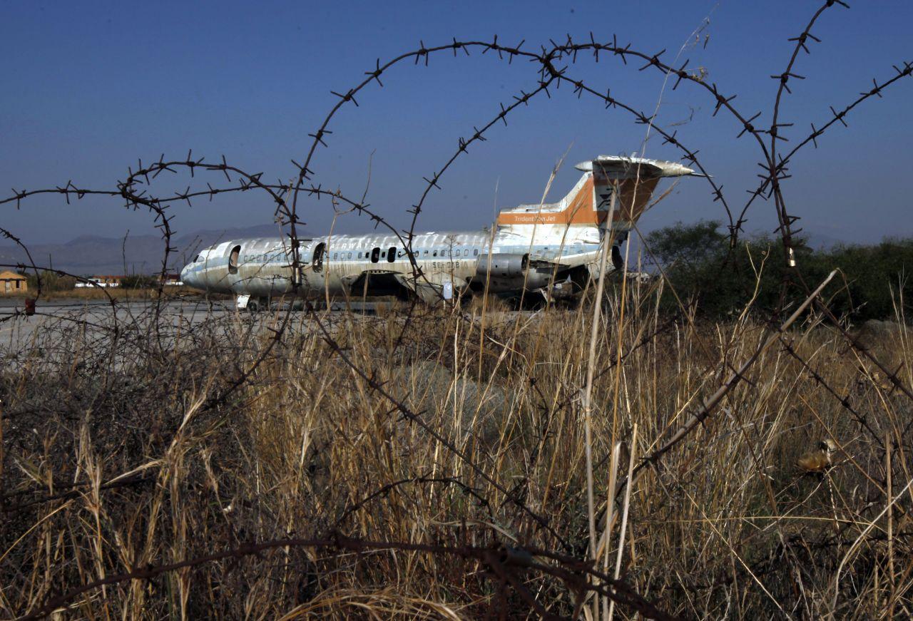 Geisterflughafen auf Zypern: Ein dunkles Geheimnis steckt dahinter
