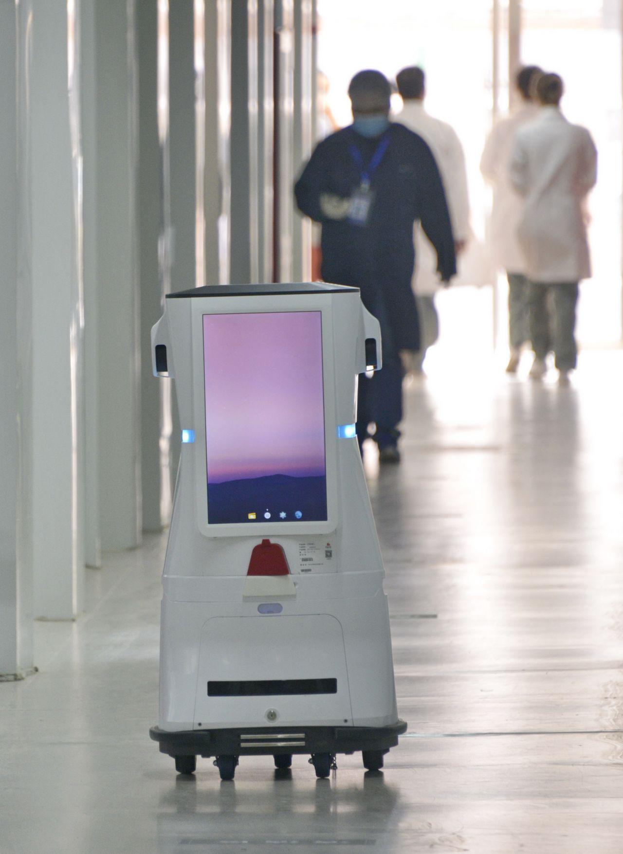Kommen vermehrt im Norden Italiens zum Einsatz: Roboter