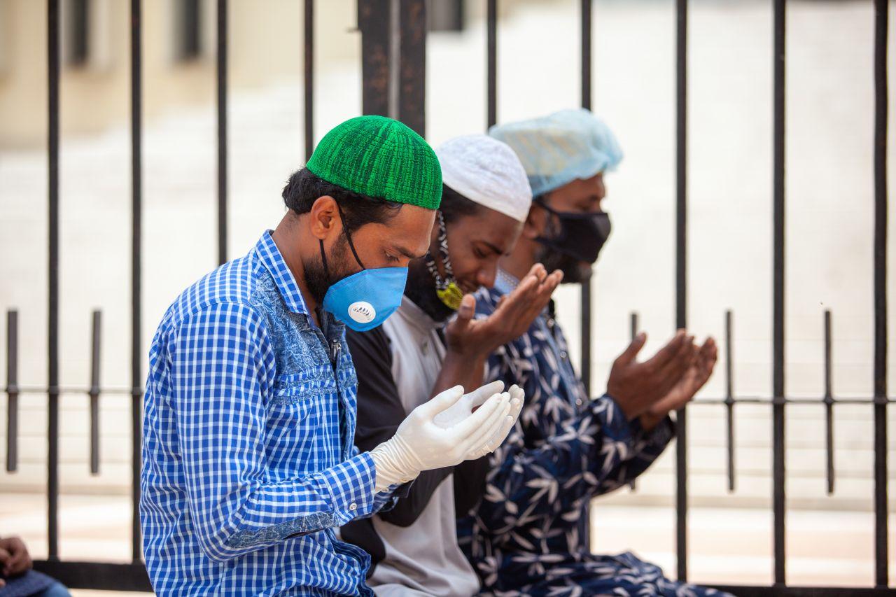Start des Ramadan: ein Fastenmonat zwischen Pandemie und Polarkreis