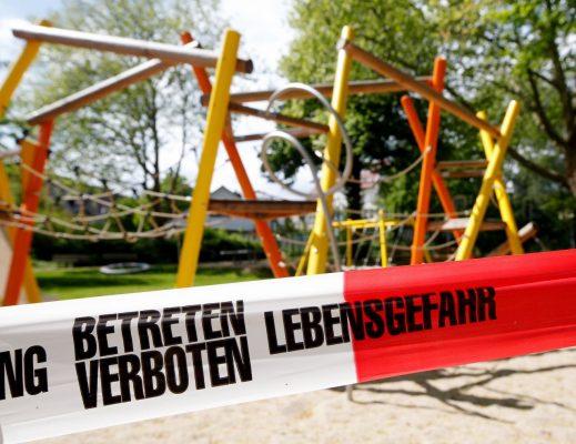 Dürfen bald wieder benutzt werden: Spielplätze
