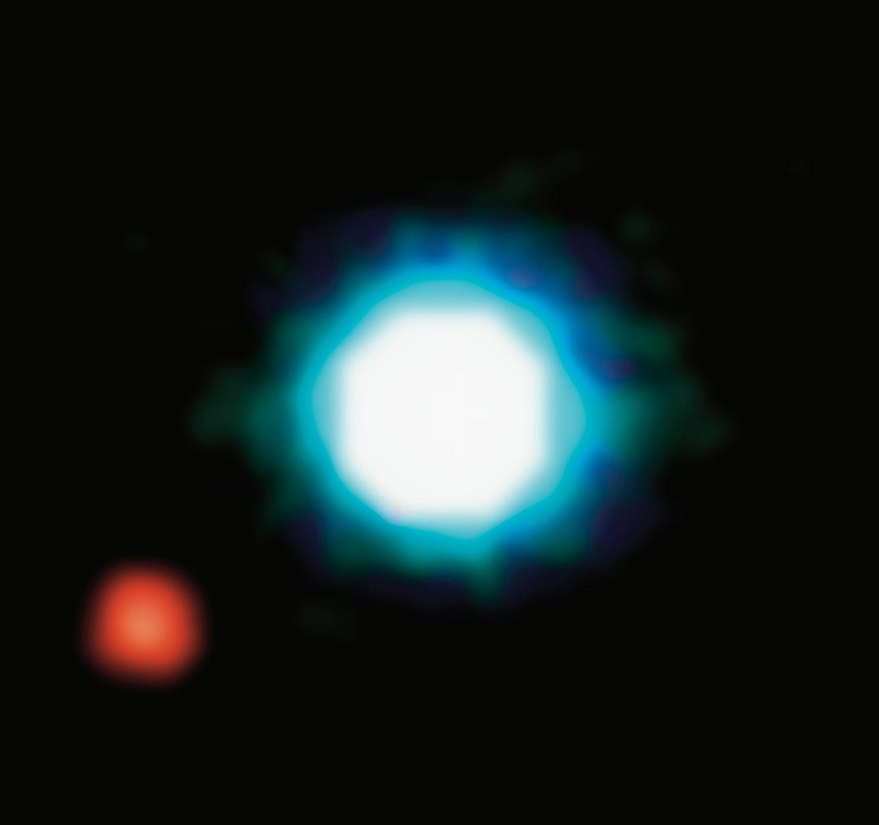 Exo-Planeten Shooting