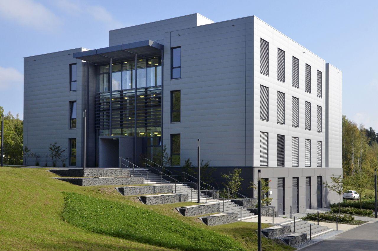 Institut für Mikrobiologie in Marburg