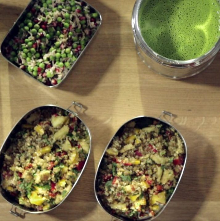 Morgens, mittags, abends satt: Darum liegt Meal Prep gerade im Trend