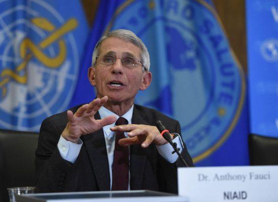 2016 erklärte Fauci, wie die USA auf die Ausbreitung des Zika-Virus reagieren müsse