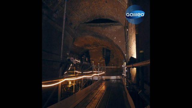 Dark Tourism: Tunnel unter Liverpool