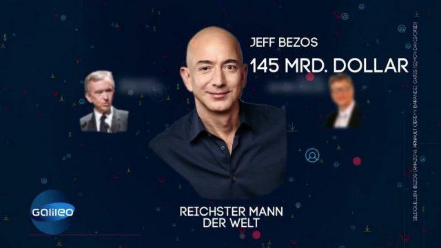 Das geheime Leben der Mächtigen: Wie sieht ein normaler Tag von Jeff Bezos aus?