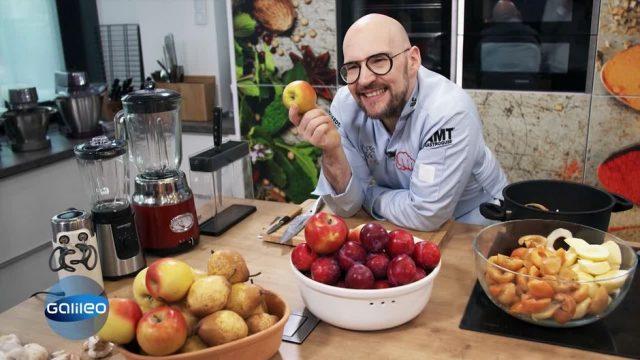 Frische Lebensmittel lange haltbar machen: Die besten Tipps vom Profi-Koch